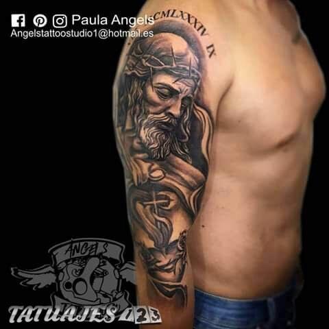 Jesús Tatuajes 123