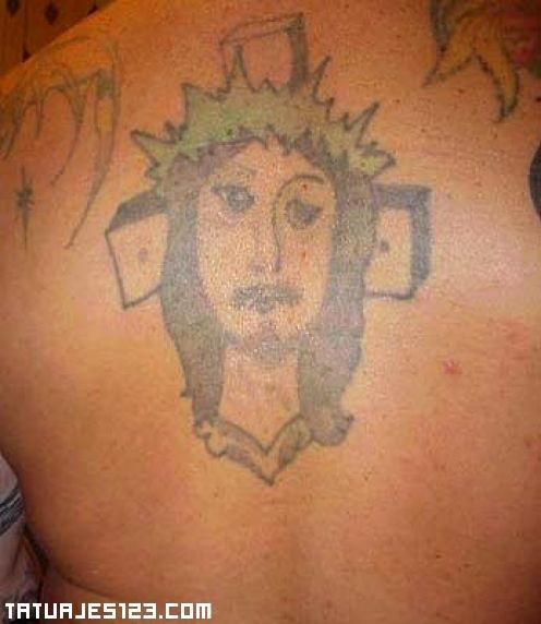 Jesucristo Tatuajes 123