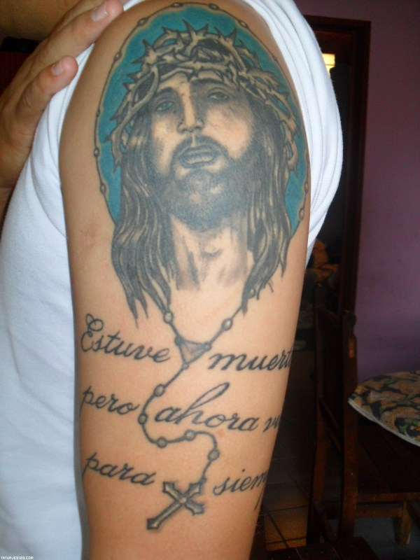 20 Tatuajes Rostro De Cristo Pictures And Ideas On Meta Networks