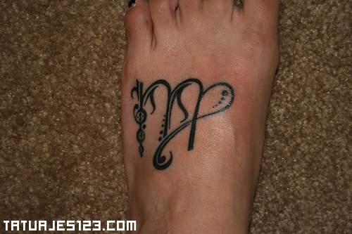 Signo Del Zodiaco Virgo Tatuajes 123