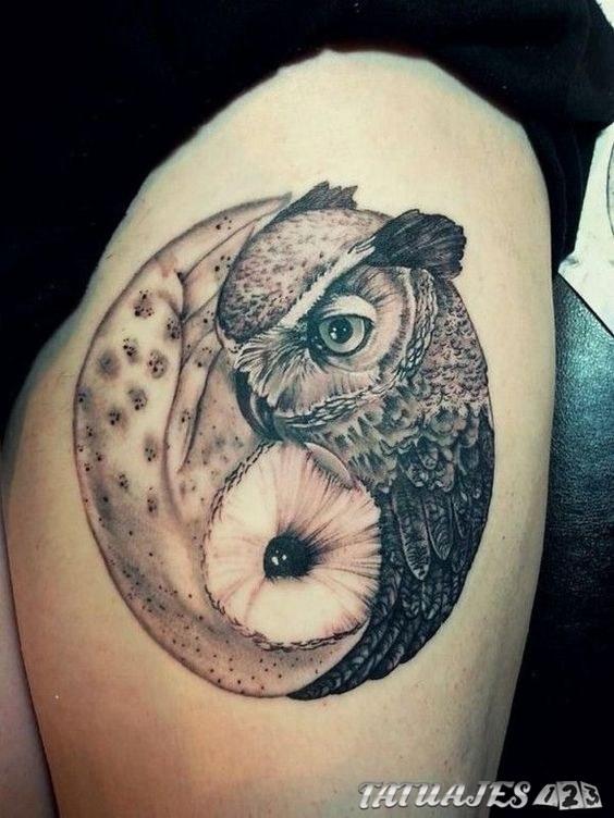 4 Tatuajes Originales De Yin Yang Tatuajes 123