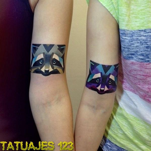Tatuajes Animales Geometricos