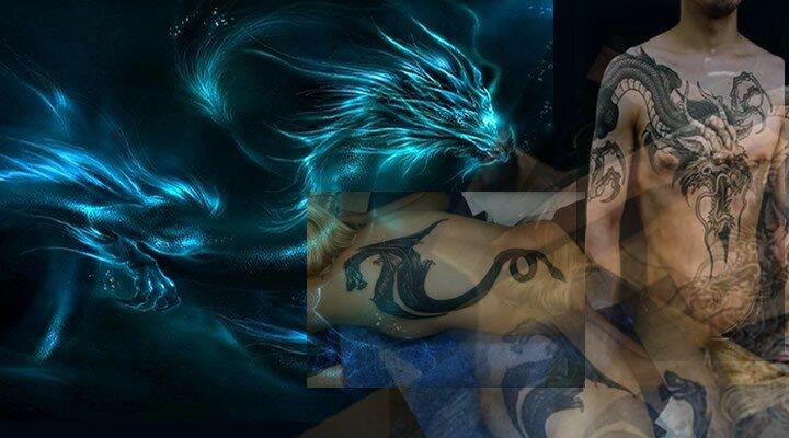 Tatuajes De Dragones Tatuajes De Animales