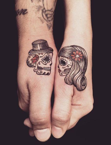 Ideas Exclusivas De Tatuajes De Calaveras Y Cráneos Tatuajes Geniales