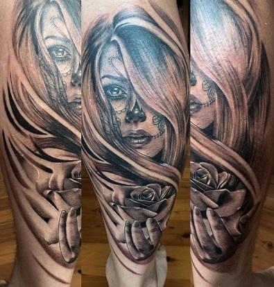 Significado E Imágenes De Los Mejores Tatuajes De Catrinastop 2018