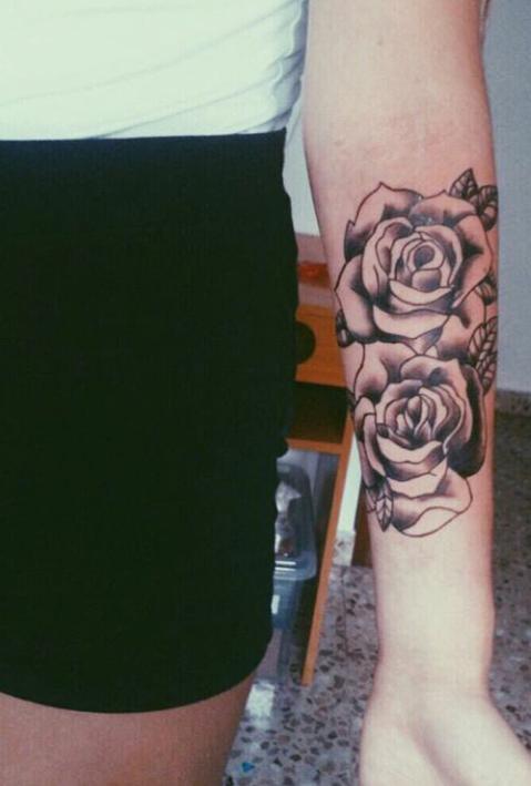 87 Ideas Para Tatuajes De Rosas Y Sus Significados Top 2019
