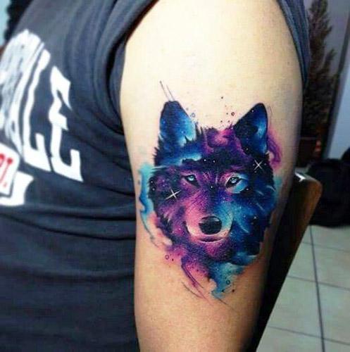 Tatuajes De Lobo En El Antebrazo Guatelinda