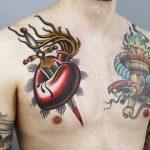 Tatuajes Tumblr De Corazones Rotos