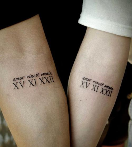 Tatuajes De Números Romanos Origen Ideas Y Significado Top
