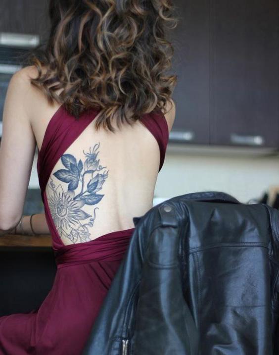 Colección De Mujeres Con Tatuajes íntimos Top 2019