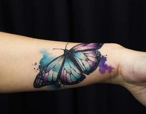 Tatuajes Mariposas 3d Beautiful Tatuajes En D With Tattoo Mariposas