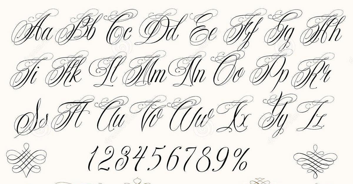 manual de decoracion letra