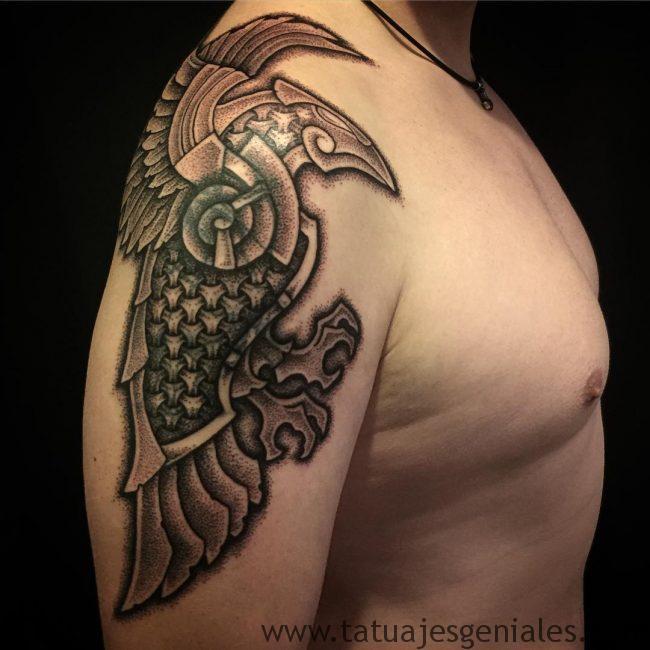 Significados Y Origen De Los Tatuajes Vikingos Y Nórdicos