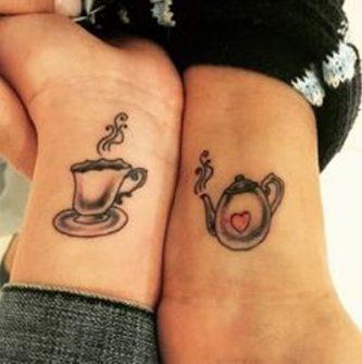 36 Ideas De Tatuajes Madre E Hija Muy Sencillos Y Bonitos