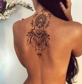 62 Tatuajes En La Espalda Ideas Originales Tatuajes Geniales