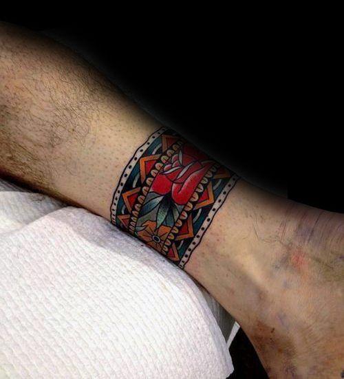 67 Diversas Ideas Para Tatuajes En El Tobillo Con Significados