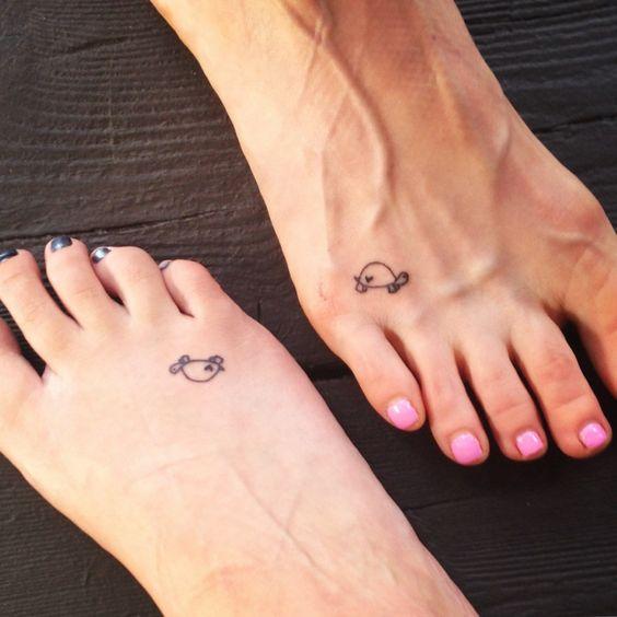 74 Ideas De Tatuajes Para Hermanas Bonitos Y Significados