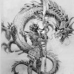 84 Ideas De Tatuajes De Samurai Guerreros Japoneses Top