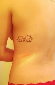 Elefantes in love