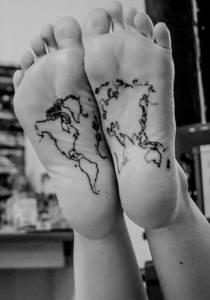 El mundo en tus pies