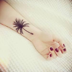 Árbol de palmera