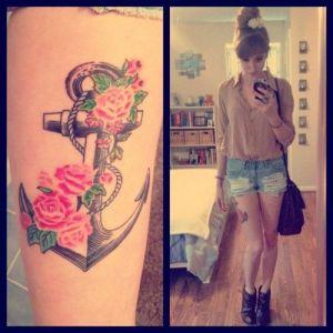 Rosas & Ancla