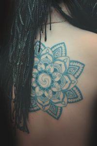 Mandala Espiral en Gota