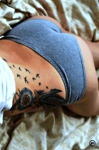 AtrapaSueños y Aves