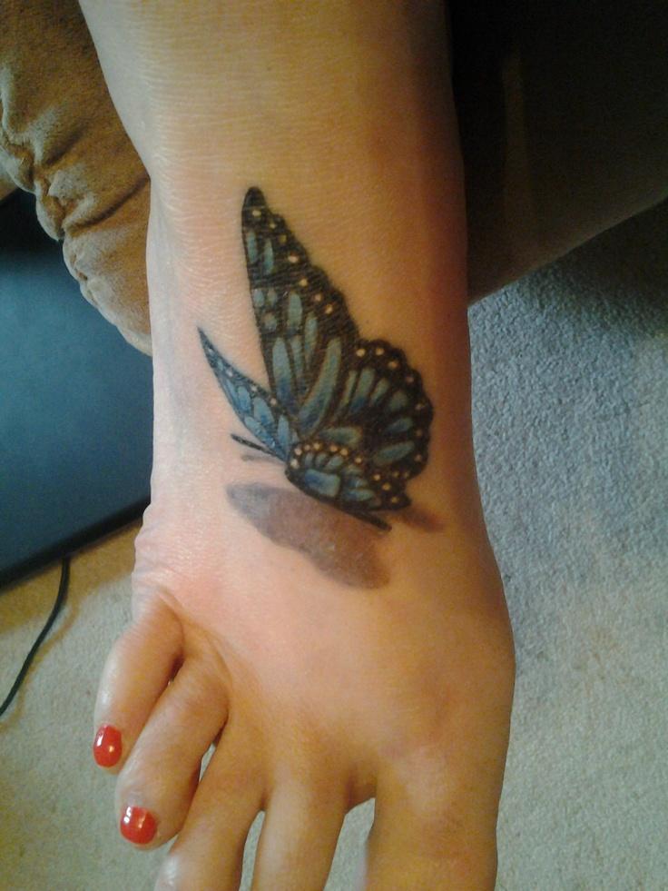 Tattoo Mariposas 3d El Corte Ingles Mochilas Escolares
