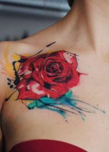 Rosa en Acuarelas by  Aleksandra Katsan