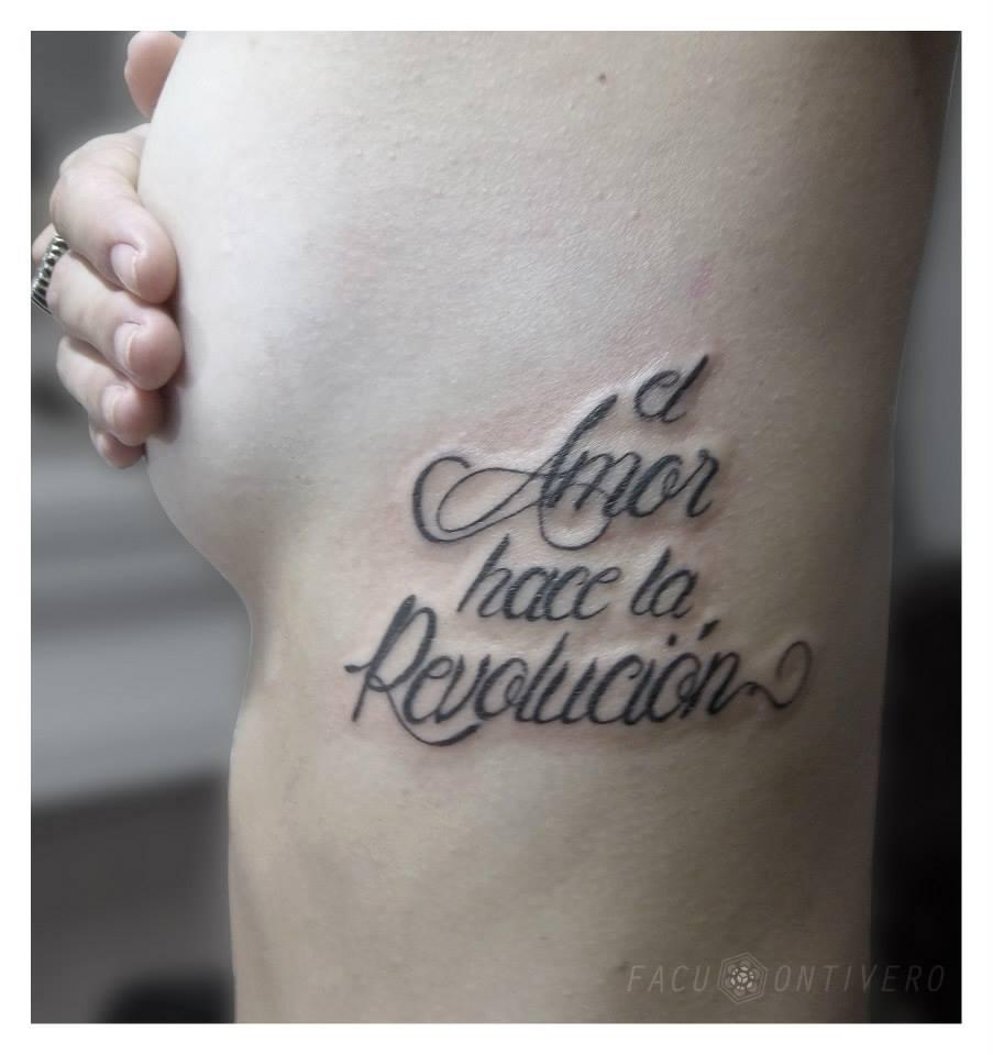 Hermosa Tatuajes Con Frases En Español De Amor Mejor Casa Sobre