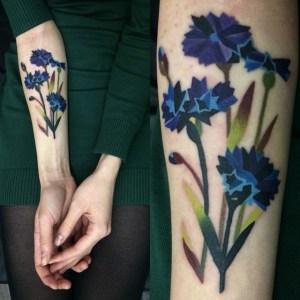 Ramo de Flores Azules by Sasha Unisex
