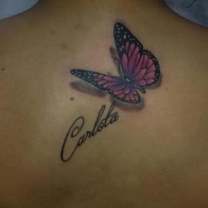 Tatuajes De Mariposas Y Su Significado Tattoos T 3d