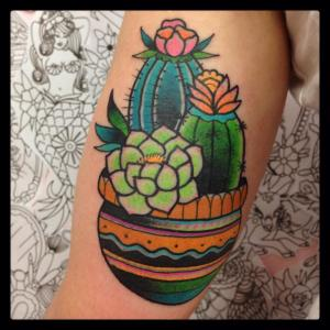 Cactus by Tilly Dee