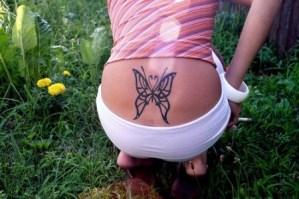Mariposa Corazón