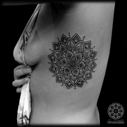 Mandala by Coen Mitchell