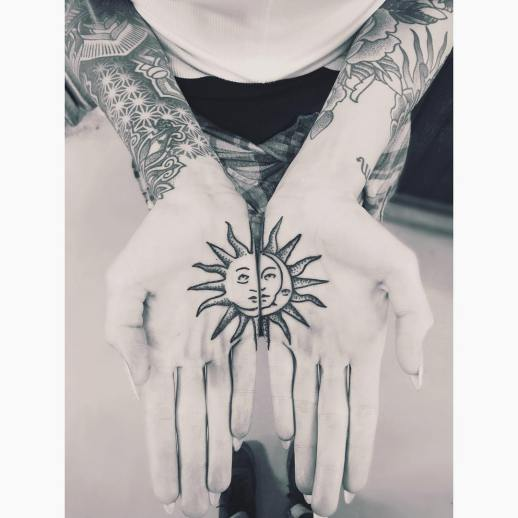 Candelaria Tinelli estrena Tatuaje en un extraño lugar de su cuerpo