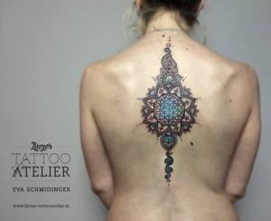 Mandala Sol by Eva Schmidinger
