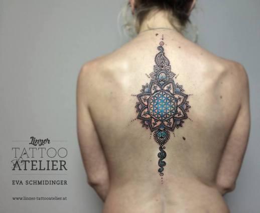 Mandala Sol by Eva Schimidinger