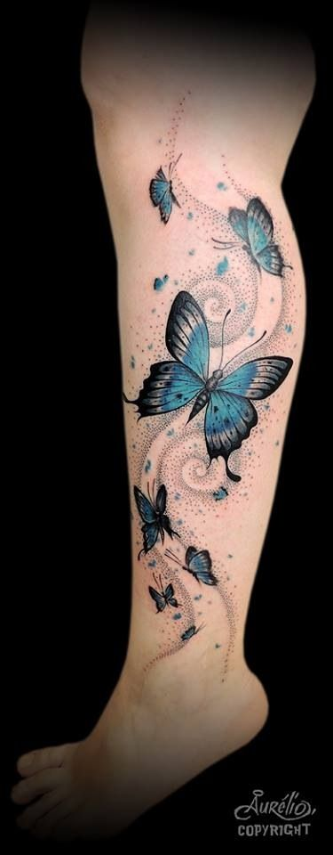 Mariposas by Aurelio
