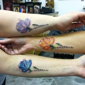 Frases: Sisters y Flores