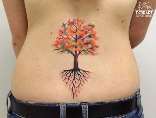 Árbol por Deborah Genchi