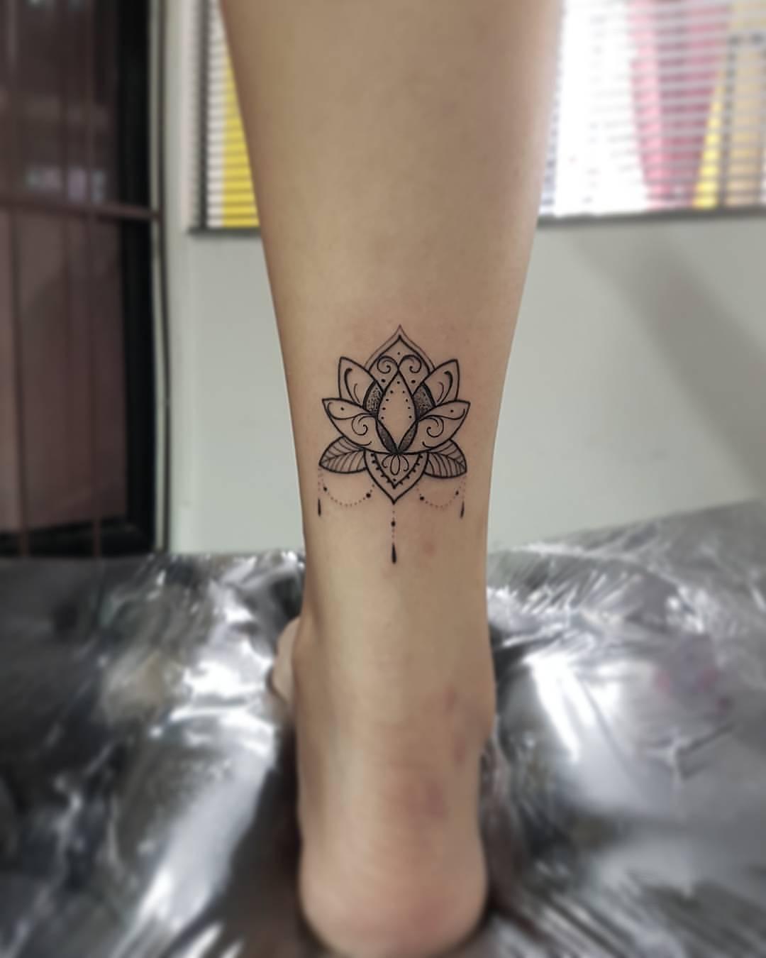 Tobillo Tatuajes Para Mujeres
