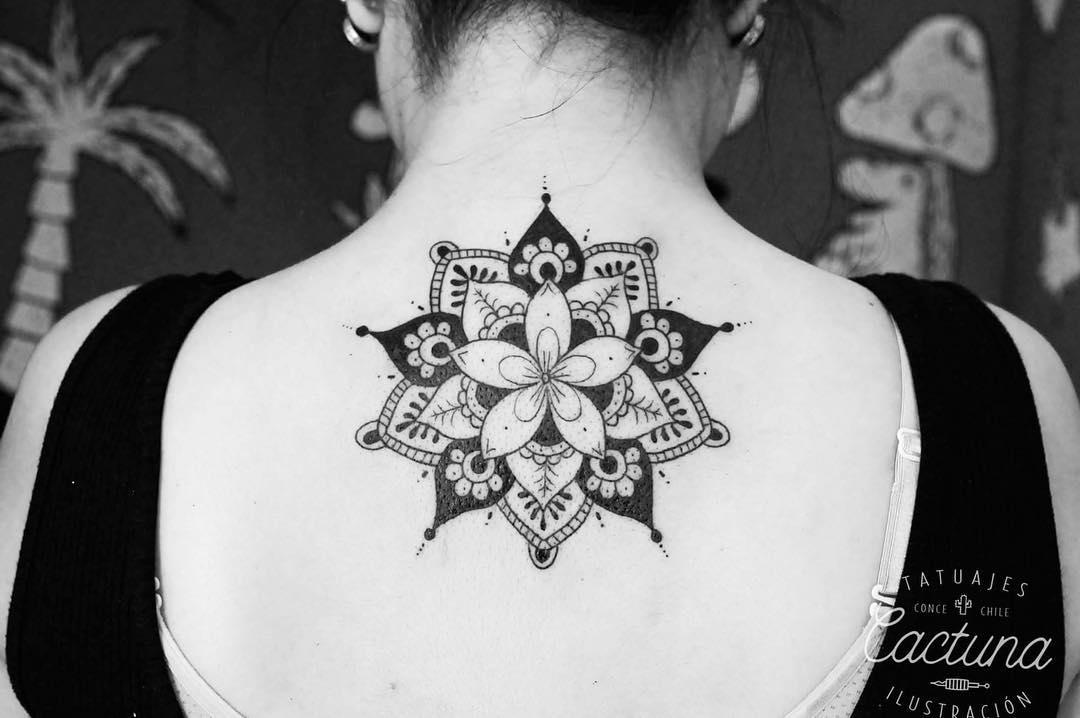 Mandalas Tatuajes Para Mujeres