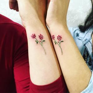 Ramito de Flores de amistad