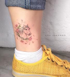 Caballo por Ana Abrahão