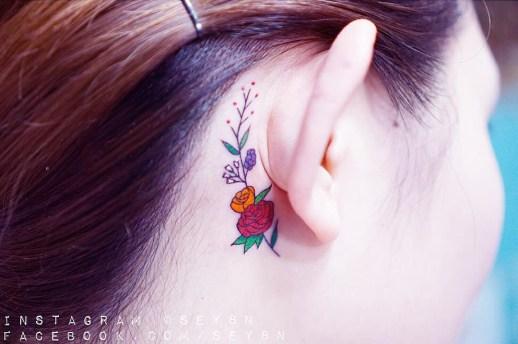 Flores por Seyoon Gim