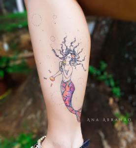 Sirena por Ana Abrahão