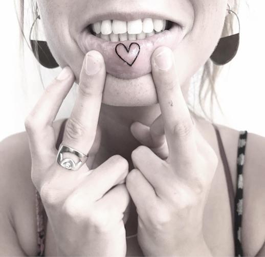 Corazón por Mònica Sampietro