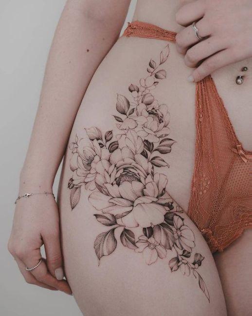 Flores estilo enredadera